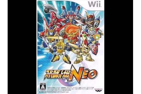 Super Robot Taisen Neo Ost - DRAGON Long Version - YouTube