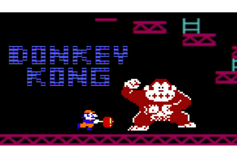 Original Donkey Kong Game Released for Nintendo Switch ...
