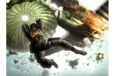 WW2 Paratrooper Wallpapers - Top Free WW2 Paratrooper ...