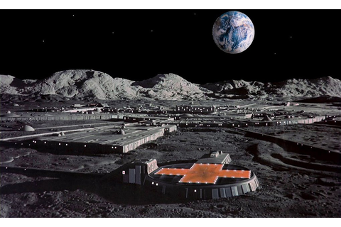 Image Gallery Moonbase Alpha