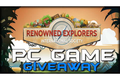 Renowned Explorers: International Society - Full Game ...
