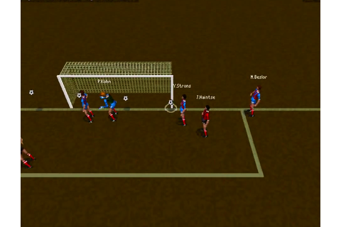 Kickoff '97 on Qwant Games