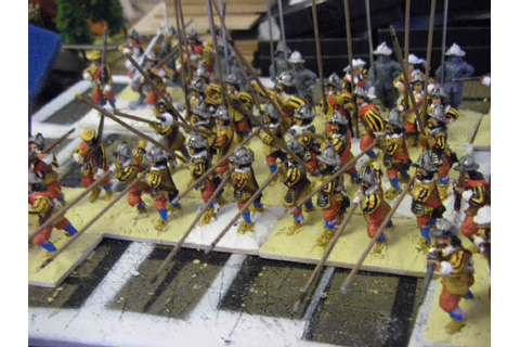 Warlord Games Plastic Renaissance Figures