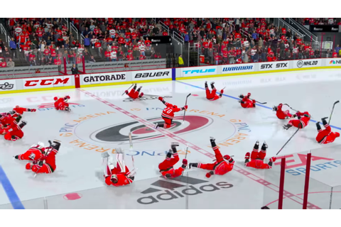 NHL 20 battle royale announced during game reveal ...