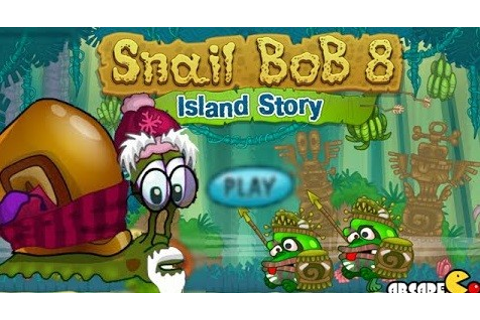 Snail Bob 8: Island Story - Play Online at ...