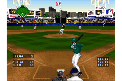 Ken Griffey Jr.'s Winning Run Download Game | GameFabrique