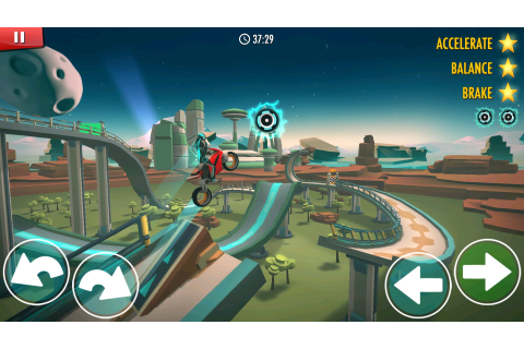 Gravity Rider: Power Run - Android games - Download free ...