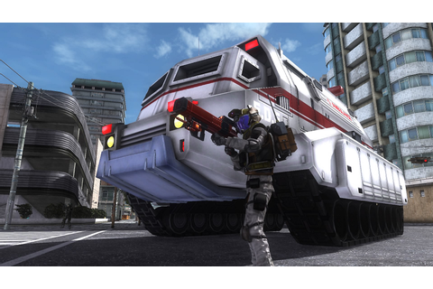 Earth Defense Force 5 (PS4 / PlayStation 4) Game Profile ...