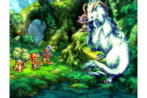 legend of mana | The RPG Square