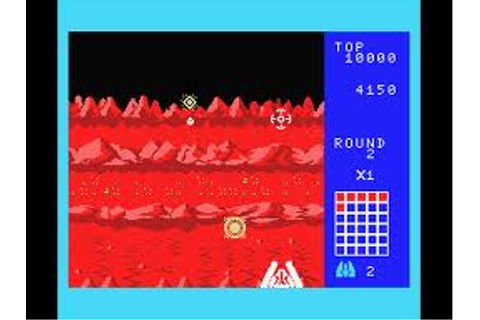 Senjyo | JAMSX Retro MSX1 / MSX2 Computer Games in Your ...