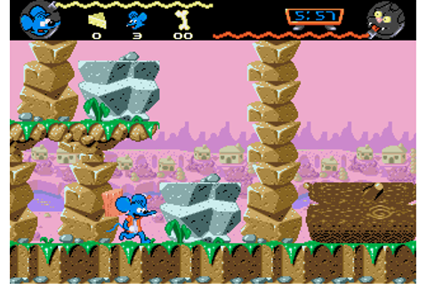 Play The Itchy and Scratchy Game Online - Play All Sega ...