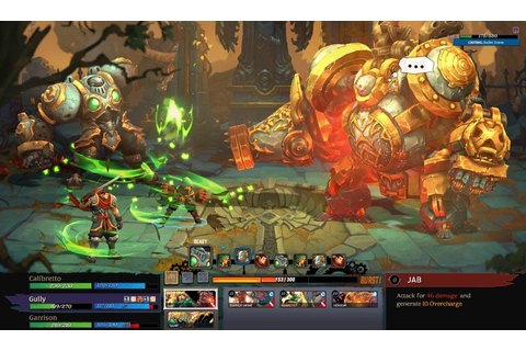 Battle Chasers: Nightwar Review | Trusted Reviews
