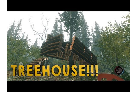 The Forest - TREE HOUSE! - YouTube