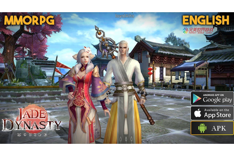 Jade Dynasty Mobile Gameplay Android - iOS English version ...