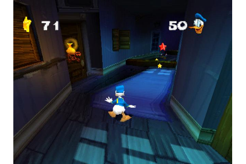 Test de Donald Couak Attack sur Sony Playstation