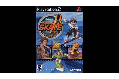 Free Play - Disney's Extreme Skate Adventure - YouTube