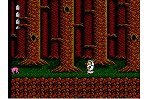 Bible Adventures: Noah's Ark (NES) Gameplay.....With ...