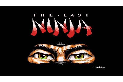 SID music: The Last Ninja ('The Wilderness' - Dolby ...