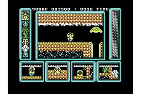 C64 Longplay - One Man And His Droid - YouTube
