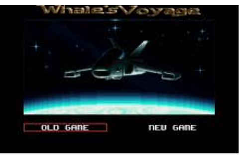 Whale's Voyage Download (1993 Role playing Game)