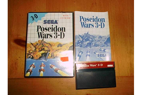 Classic Video Games - Sega Master System Pictures
