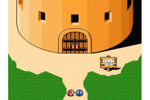 Download Adventures of Lolo 3 (NES) - My Abandonware
