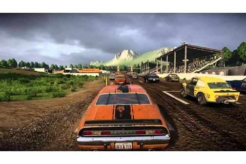 Next Car Game - Demolition Derby and Dirt Track - YouTube