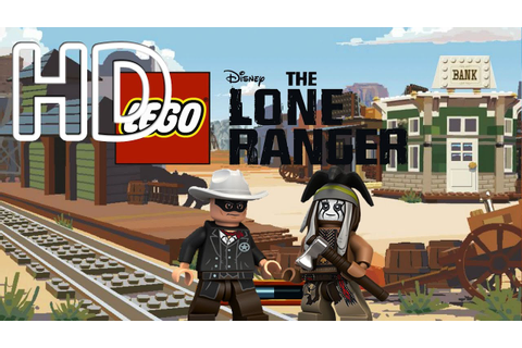 Lego The Lone Ranger Tomahawk Full HD - YouTube
