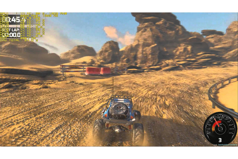 Unreal Engine 4.2 | Off-Road Game Sample | GTX 780 Ti ...