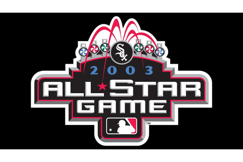 2003 MLB All Star Game - YouTube