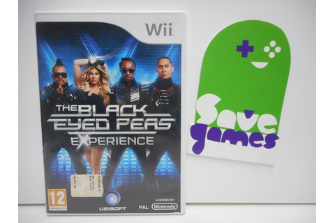 The Black Eyed Peas Experience - Save Games