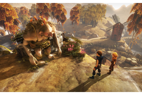 Brothers - A Tale of Two Sons on Steam