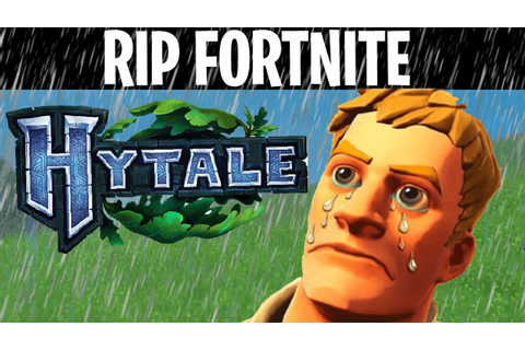 How Hytale Will Ruin Fortnite - YouTube