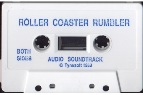 Atari ST Roller Coaster Rumbler : scans, dump, download ...