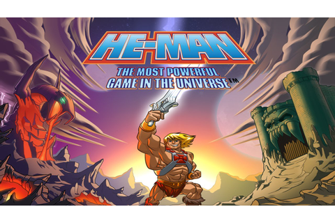He-Man: The Most Powerful Game in the Universe ...