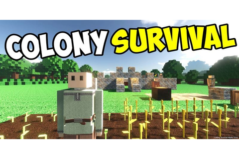 Download Colony Survival - Torrent Game for PC