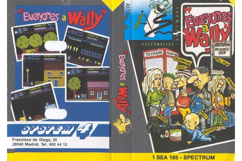 Everyone's a Wally - World of Spectrum