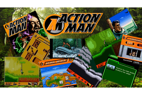 Action Man Search for base X - (Not so) Classic Games ...