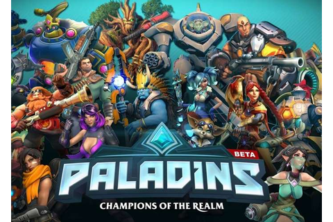 Paladins Team Shooter Now Available To Play For Free On ...