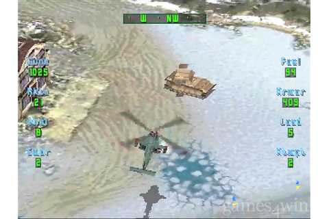 Soviet Strike Download on Games4Win