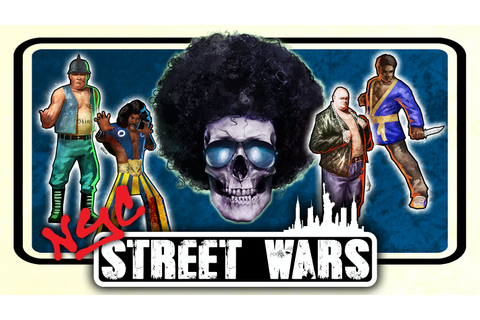 Street Wars NYC: 1970's Street Gang Miniatures Game by ...