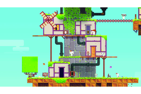 Five years on, Fez is a stunning puzzle platformer with ...