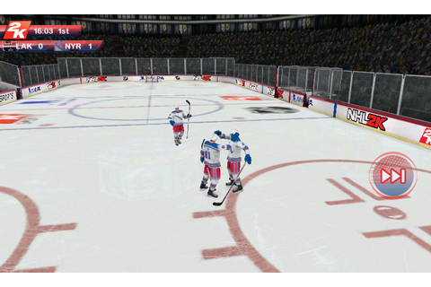 NHL 2K - Android games - Download free. NHL 2K - Sports ...