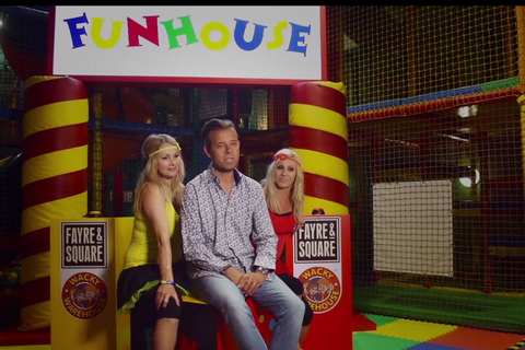 Fun House: Nineties game show returns for one-off live ...