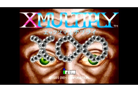Arcade Archives XMultiply coming to Switch this week ...
