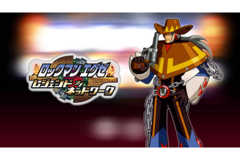 Rockman EXE: Legend of Network OST - Net Battle - YouTube