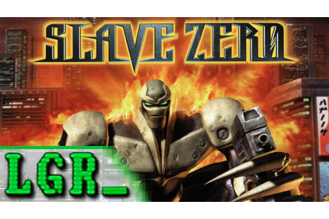 LGR - Slave Zero - PC Game Review - YouTube