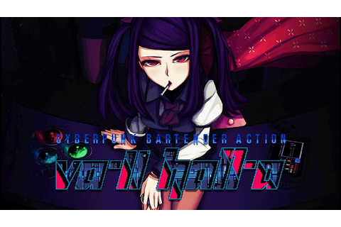 VA-11 HALL-A: Cyberpunk Bartender Action PS Vita Review