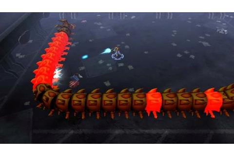 Centipede: Infestation Review | WII Game Reviews and News