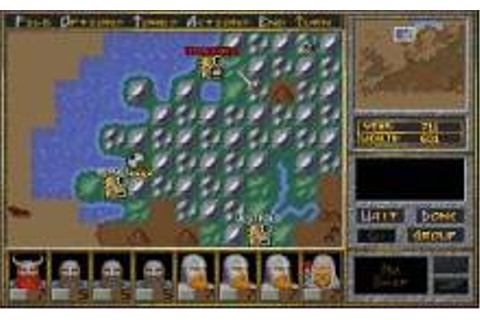 Hammer of The Gods Download (1994 Strategy Game)